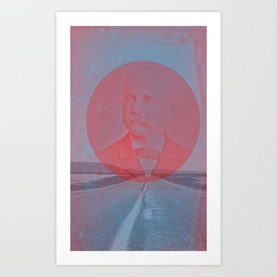 neverending  Art Print