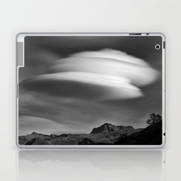 Lenticular Over Alcazaba 3315 Meters Laptop & iPad Skin