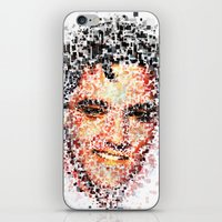 elvis iPhone & iPod Skins featuring Elvis  by Msimioni
