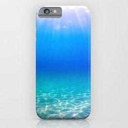 One Deep Breath iPhone Case