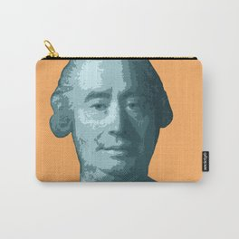 David Hume Carry-All Pouch