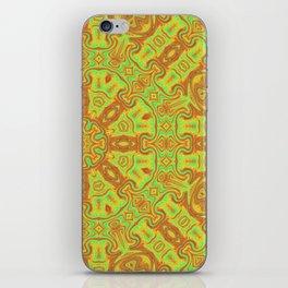 Vibrant Kaleidsocope 4 iPhone Skin