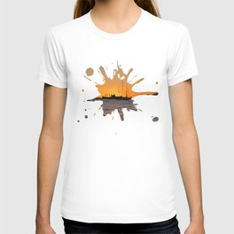 Sunset Boats T-shirt