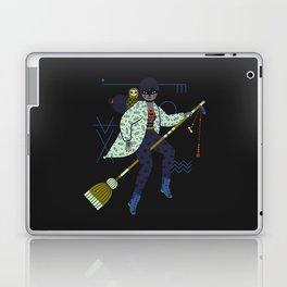 Witch Series: Broomstick Laptop & iPad Skin