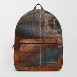 Unoccupied Digital Landscape Backpack