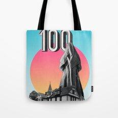 100 Nuns Tote Bag