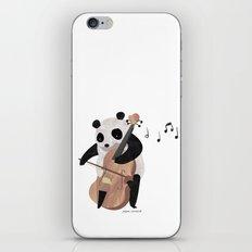 Mr. Paws iPhone & iPod Skin