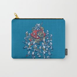 Blue Horde Carry-All Pouch