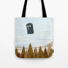 I Believe In The Doctor Tote Bag