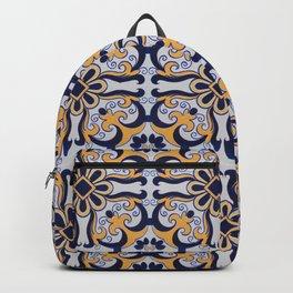 Portuguese tile Backpack