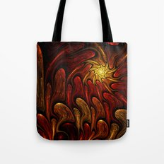 Elements: Fire Tote Bag