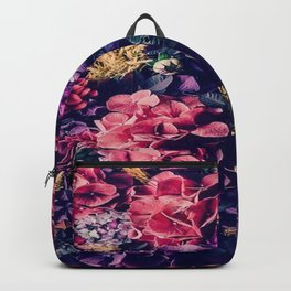 Flowers pattern Backpack