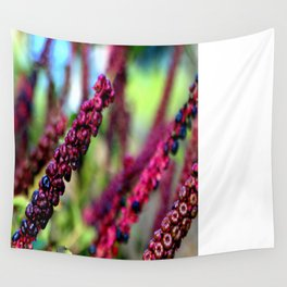 Going Going Gone To Seed Wall Tapestry