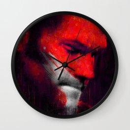 Hemovore Wall Clock