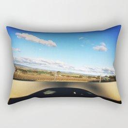 Mount Panorama Bathurst NSW Australia Rectangular Pillow