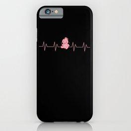 Pastel Gothic Voodoo Doll EGK Puls iPhone Case