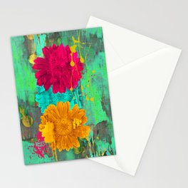 Lysergic Daisies Stationery Cards