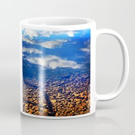 Sky Pebbles Coffee Mug