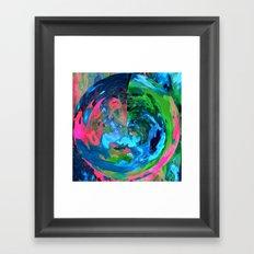 Earthly Framed Art Print