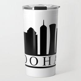 skyline doha Travel Mug