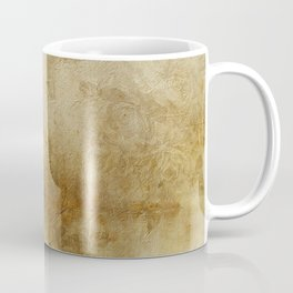 Antique Vintage Grunge Old Paper Distressed Paper Coffee Mug