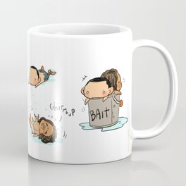 Mer Baej and Chrp Coffee Mug