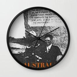 Ancestors, Cut-throats  Wall Clock