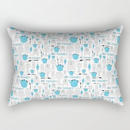 Catskills hotel Rectangular Pillow