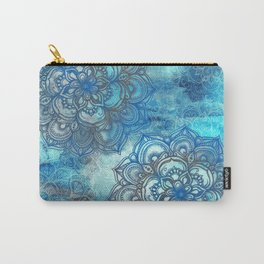 Lost in Blue - a daydream made visible Carry-All Pouch
