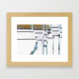 Grid No.1 Framed Art Print