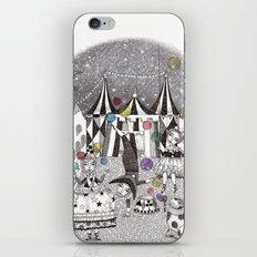Night Carnival iPhone & iPod Skin