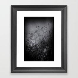 Sumi-e Framed Art Print