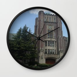 Maplewood - CHS Wall Clock