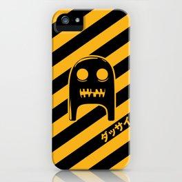 The Strange & Scary Adventures of Smee iPhone Case