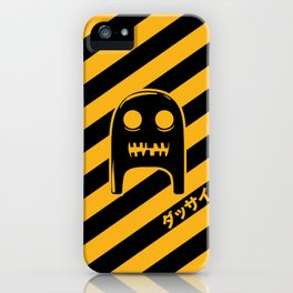 The Strange & Scary Adventures of Smee iPhone Case