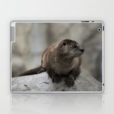 Doin' What He Otter Laptop & iPad Skin