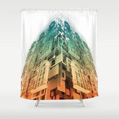 Remembrance of Things Past Shower Curtain