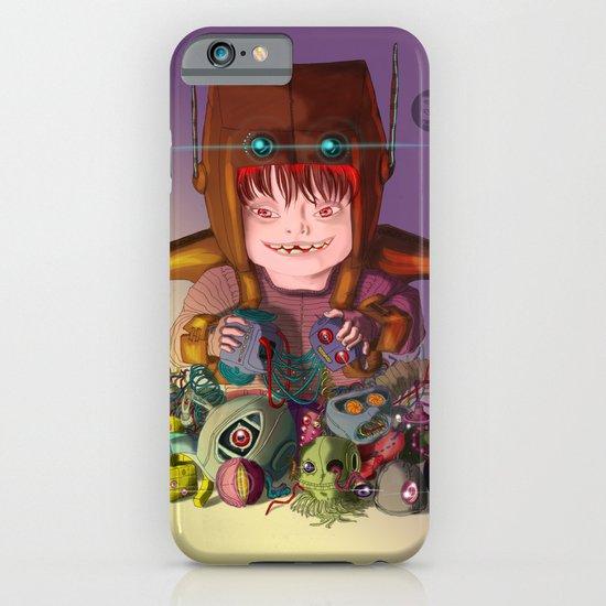 EL DESTRUCTOR iPhone & iPod Case