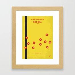 No048 My Kill Bill - part 1 MMP Framed Art Print
