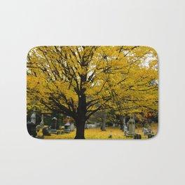 Seasonal Tree - Autumn Bath Mat