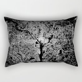 washington map Rectangular Pillow