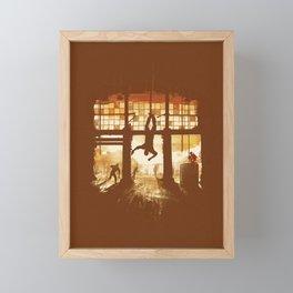 Bills Trap Framed Mini Art Print