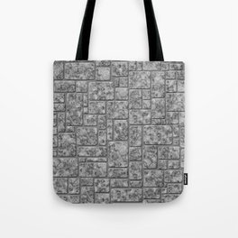 Grey loft, marble Tote Bag