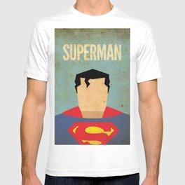 Superman Minimal T-shirt