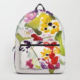 Jim Dandy Farm Flowers Backpack