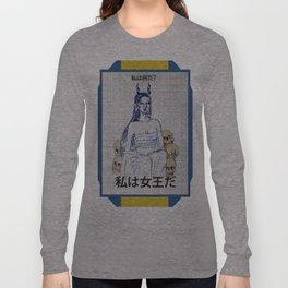 I Am Queen. Long Sleeve T-shirt