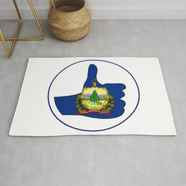 Thumbs Up Vermont Rug