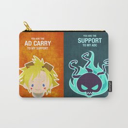 LoL: Thresh Supp Carry-All Pouch