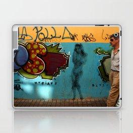 Graffiti, Lisbon, Portugal Laptop & iPad Skin