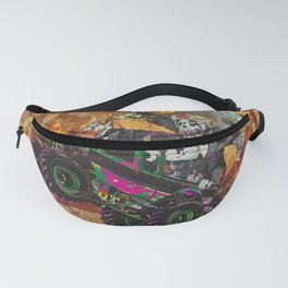 Wolves & Scandals Fanny Pack